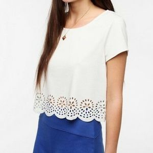 Urban Outfitters Pins & Needles cropped top